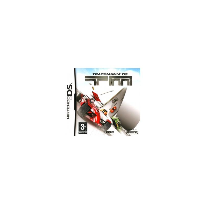 DS TRACKMANIA - Jeux DS au prix de 7,95€