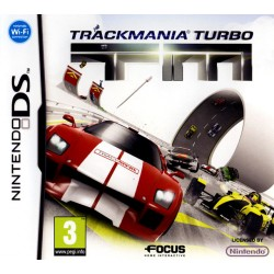 DS TRACKMANIA TURBO - Jeux DS au prix de 9,95€