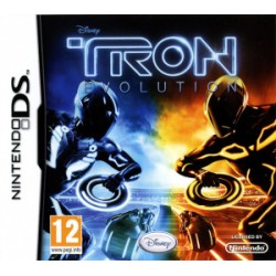 DS TRON EVOLUTION - Jeux DS au prix de 9,95€