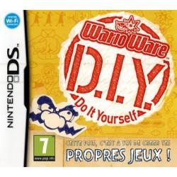 DS WARIO WARE DO IT YOURSELF ( SOUS BLISTER ) - Jeux DS au prix de 14,95€