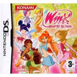 DS WINX CLUB QUEST FOR THE CODEX - Jeux DS au prix de 6,95€