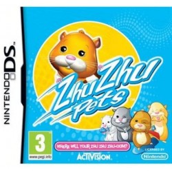 DS ZHUZHU PETS - Jeux DS au prix de 16,95€