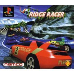 PSX RIDGE RACER - Jeux PS1 au prix de 3,95€