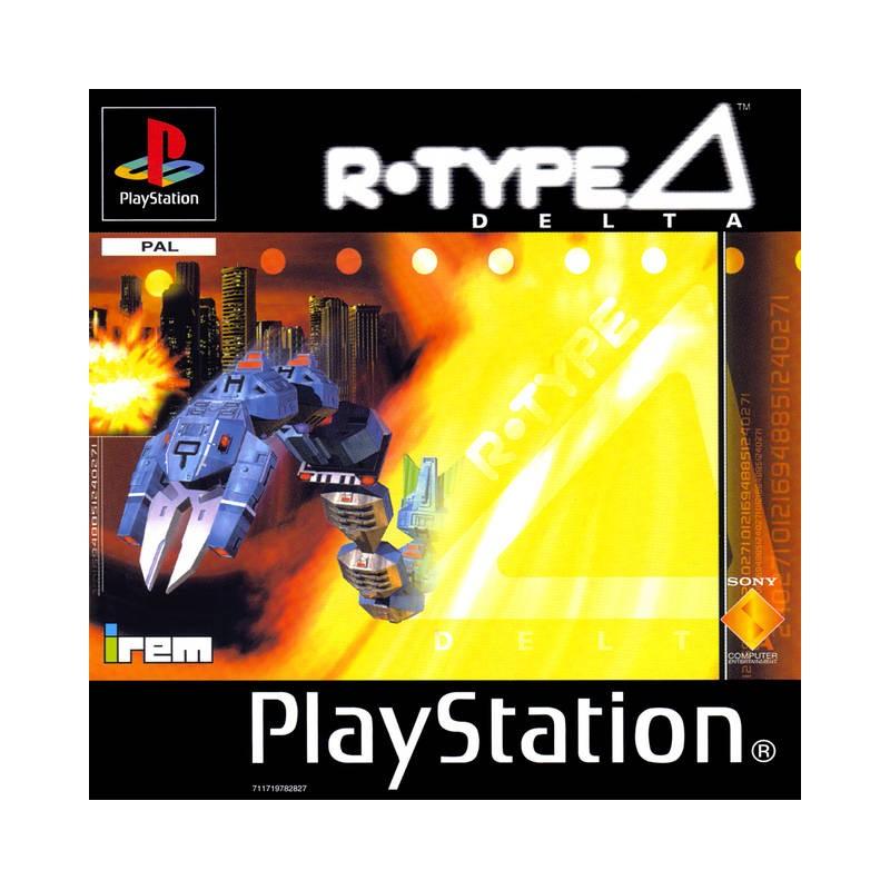 PSX R TYPE DELTA - Jeux PS1 au prix de 2,95€
