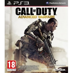 PS3 CALL OF DUTY ADVANCED WARFARE - Jeux PS3 au prix de 6,95€