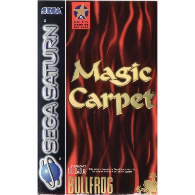 SAT MAGIC CARPET - Jeux Saturn au prix de 9,95€