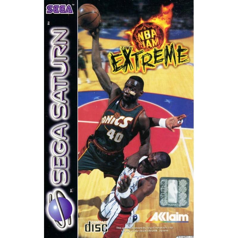 SAT NBA JAM EXTREME - Jeux Saturn au prix de 9,95€