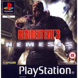 PSX RESIDENT EVIL 3 NEMESIS (SANS NOTICE) - Jeux PS1 au prix de 29,95€