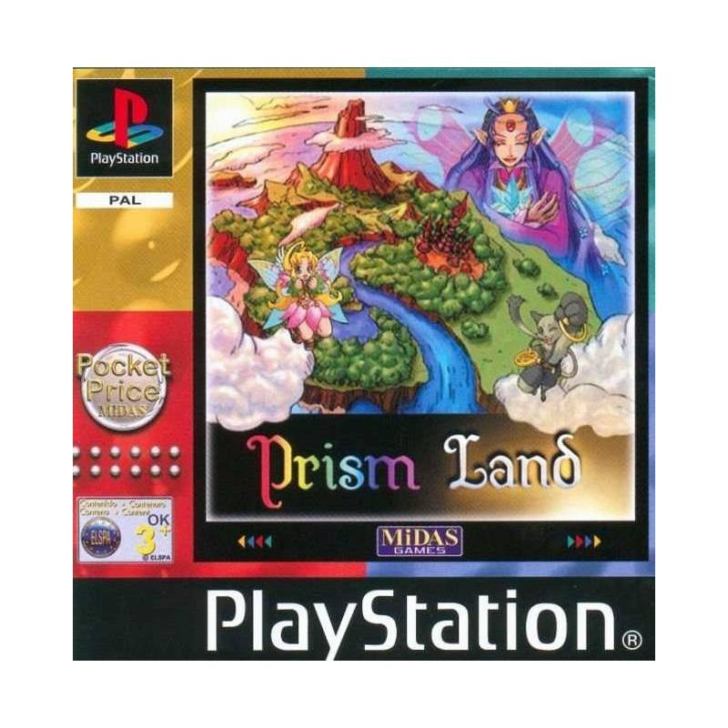 PSX PRISM LAND - Jeux PS1 au prix de 0,00€