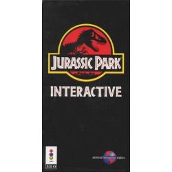 3DO JURASSIC PARK INTERACTIVE - 3DO au prix de 12,95€