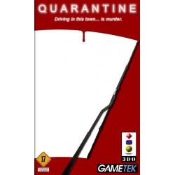 3DO QUARANTINE - 3DO au prix de 19,95€