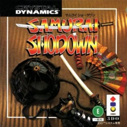 3DO SAMURAI SHODOWN - 3DO au prix de 6,95€