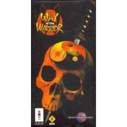3DO WAY OF THE WARRIOR - 3DO au prix de 24,95€