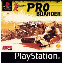 PSX PRO BOARDERS - Jeux PS1 au prix de 3,95€