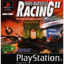 PSX PARIS MARSEILLE RACING II - Jeux PS1 au prix de 3,95€