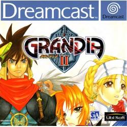 DC GRANDIA 2 (SANS NOTICE) - Jeux Dreamcast au prix de 49,95€
