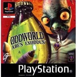 PSX ODDWORLD ABE S EXODDUS (SANS NOTICE) - Jeux PS1 au prix de 19,95€