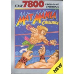 AT78 MAT MANIA CHALLENGE - Gamme Atari au prix de 0,00€
