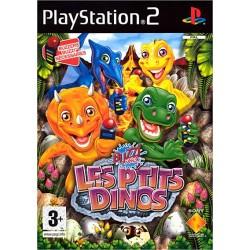 PS2 BUZZ JUNIOR PETITS DINOS ET BUZZERS - Jeux PS2 au prix de 36,95€
