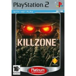 PS2 KILLZONE (PLATINUM) - Jeux PS2 au prix de 2,95€