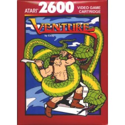 AT26 VENTURE - Gamme Atari au prix de 4,95€