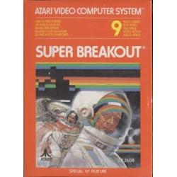 AT26 SUPER BREAKOUT - Gamme Atari au prix de 6,95€