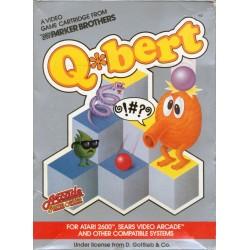 AT26 QBERT - Gamme Atari au prix de 6,95€