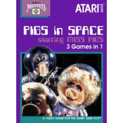 AT26 PIGS IN SPACE - Gamme Atari au prix de 2,95€