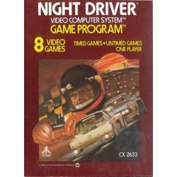 AT26 NIGHT DRIVER - Gamme Atari au prix de 6,95€