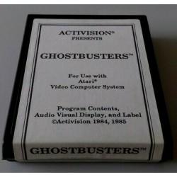 AT26 GHOSTBUSTERS (LOOSE) - Gamme Atari au prix de 6,95€
