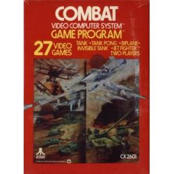 AT26 GAME PROGRAM COMBAT - Gamme Atari au prix de 0,00€