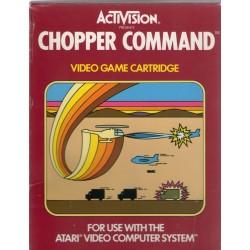 AT CHOPPER COMMAND (SANS NOTICE) - Gamme Atari au prix de 4,95€