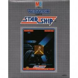 VEC STARSHIP - Vectrex au prix de 0,00€