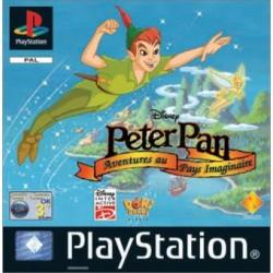 PSX PETER PAN AVENTURES AU PAYS IMAGINAIRE - Jeux PS1 au prix de 5,95€