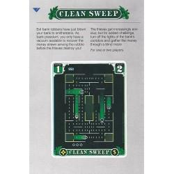 VEC CLEAN SWEEP - Vectrex au prix de 9,95€