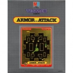 VEC ARMOR ATTACK - Vectrex au prix de 9,95€