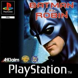 PSX BATMAN ET ROBIN (SANS NOTICE) - Jeux PS1 au prix de 9,95€