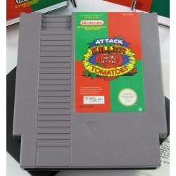 NES ATTACK OF THE KILLER TOMATOES (LOOSE) - Jeux NES au prix de 19,95€