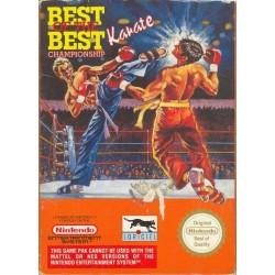 NES BEST OF THE BEST CHAMPIONSHIP KARATE - Jeux NES au prix de 19,95€