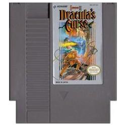 NES CASTLEVANIA 3 DRACULA S CURSE (LOOSE) - Jeux NES au prix de 49,95€