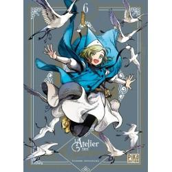 L ATELIER DES SORCIERS T06 COLLECTOR - Manga au prix de 11,50€