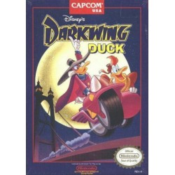 NES DARKWING DUCK (BOITE ABIMEE) - Jeux NES au prix de 29,95€