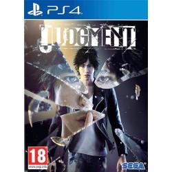 PS4 JUDGMENT OCC - Jeux PS4 au prix de 14,95€