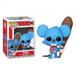 POP SIMPSONS 903 ITCHY VINYL - Figurines POP au prix de 14,95€