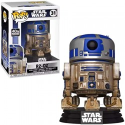 POP STAR WARS 31 R2D2 DAGOBAH - Figurines POP au prix de 14,95€