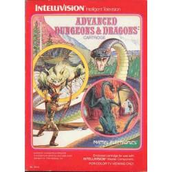 INT ADVANCED DUNGEONS AND DRAGONS - Intellevision au prix de 9,95€