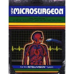 INT MICROSURGEON - Intellevision au prix de 7,95€