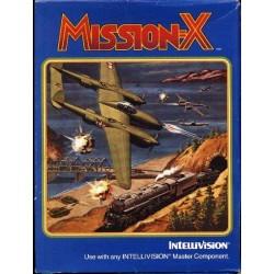 INT MISSION X - Intellevision au prix de 9,95€