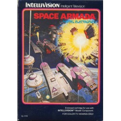 INT SPACE ARMADA - Intellevision au prix de 0,00€