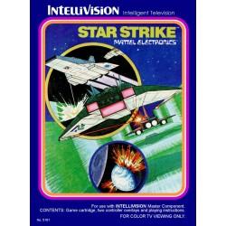 INT STAR STRIKE - Intellevision au prix de 6,95€